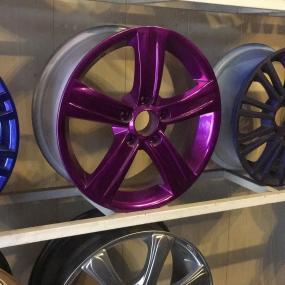 Фиолетовый Candy