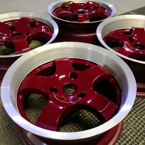 Красный глянец Candy